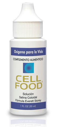 producto cellfood gotas