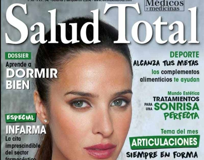 publicaciones Cellfood revista salud total